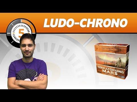 Ludochrono - Terraforming Mars
