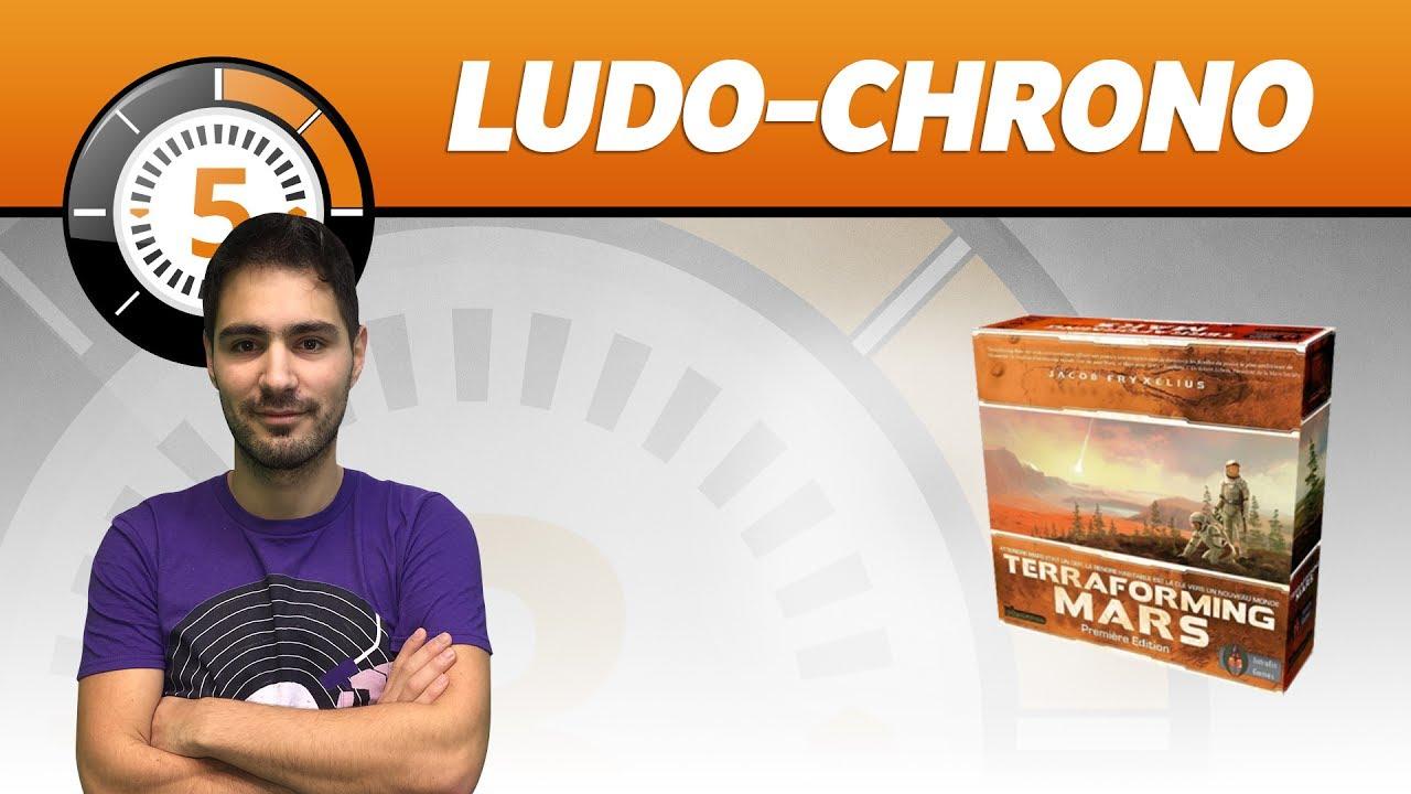 Download Ludochrono - Terraforming Mars