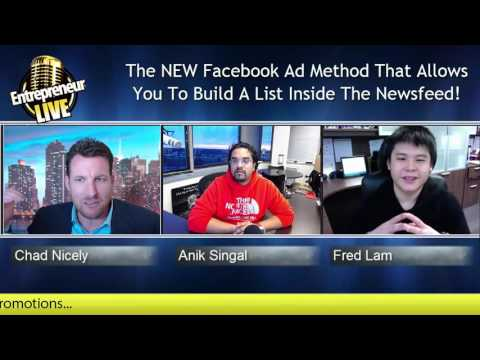 Leads Funnel Interview With Anik SIngal & Fred Lam