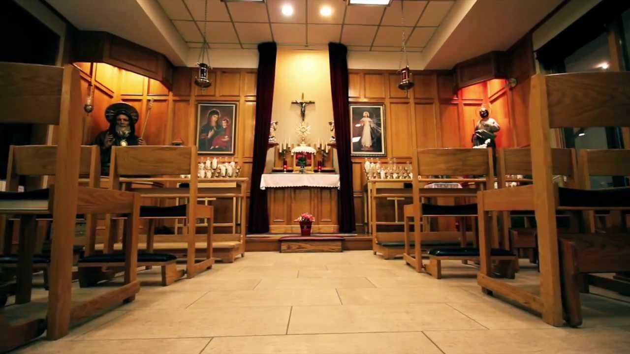 St  Joseph the Worker's 24-Hour Perpetual Adoration Chapel