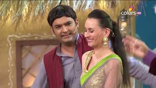 Comedy Nights with Kapil - Suresh Raina & Sushil Kumar - 6th September 2015 - Full Episode(HD)