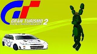 Gran Turismo 2 - [R] Ford Focus Rally Car