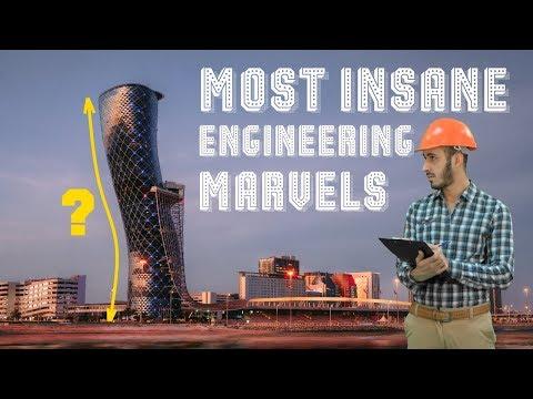 Most INSANE Engineering Marvels