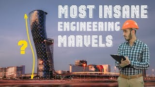 Most INSANE Engineering Marvels