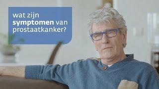Wat zijn symptomen van prostaatkanker?
