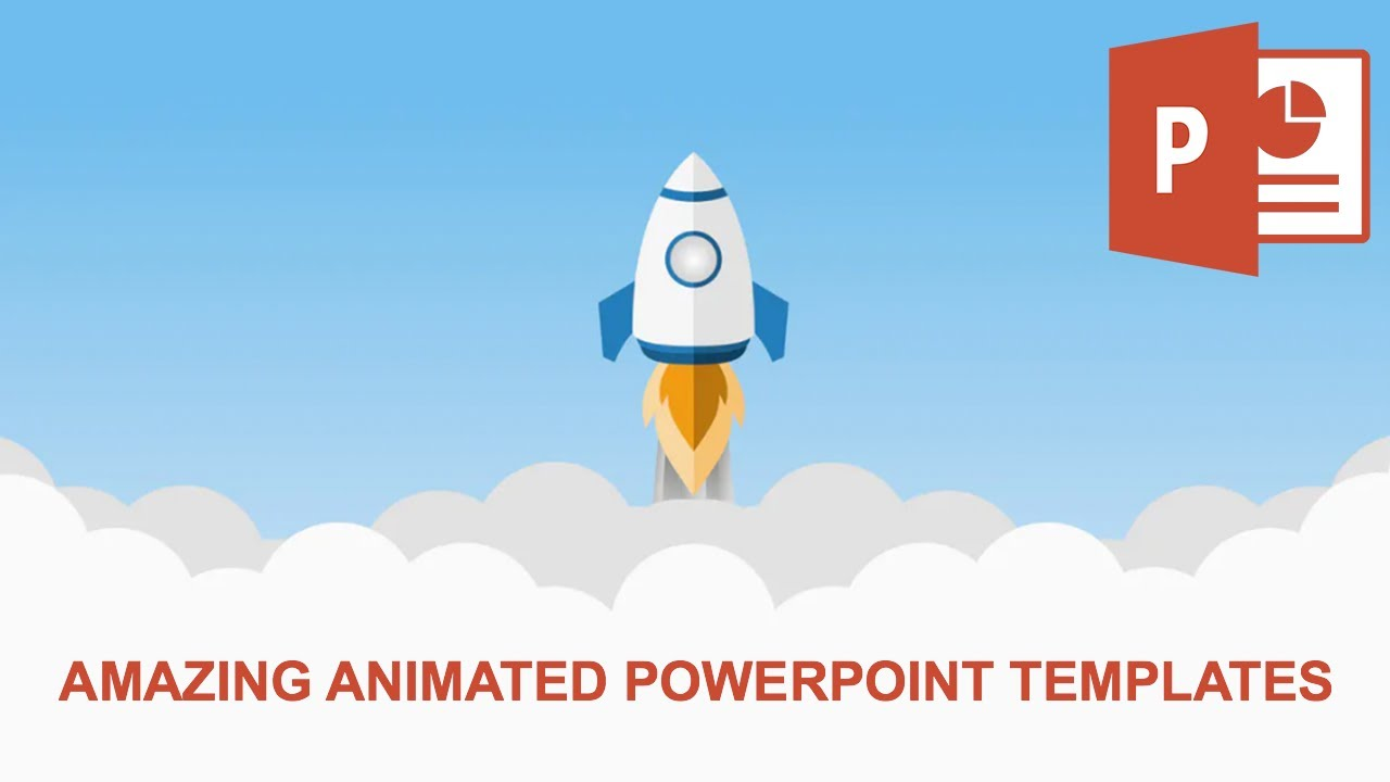 4 Best Animated PowerPoint Templates (With Amazing Interactive Slides)