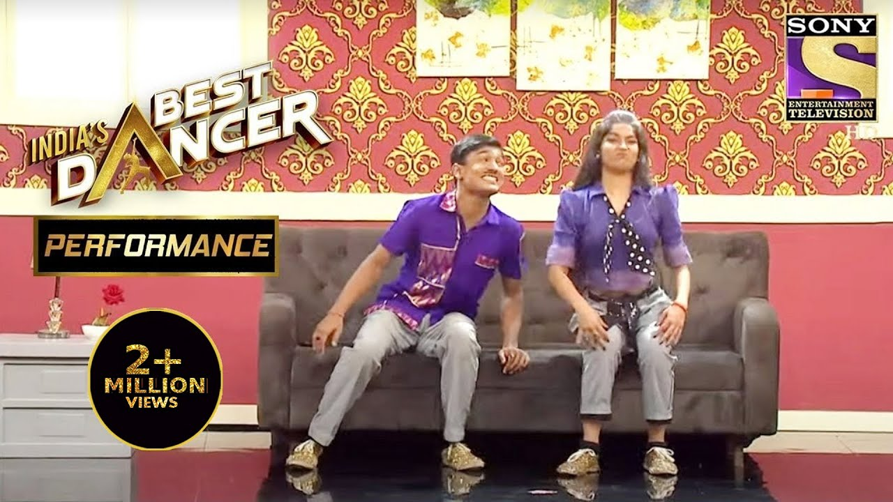 Download Vartika और Tiger बने Jetha और Babita जी! | India's Best Dancer