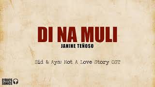 Download lagu Dina muli by Janine teñoso MP3