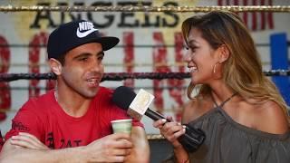 Azat Hovhannisyan talks about his upcoming title match
