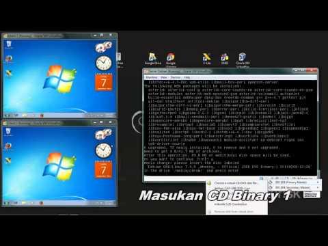 Materi 5 Config Server VoIP   Asterisk&Xlite