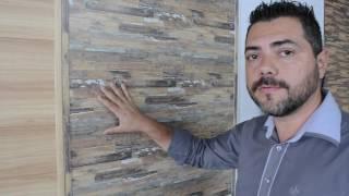 Painéis de PVC para sua Casa, Apartamento ou Sala Comercial! - Loja Forre & Decore PVC no RJ!