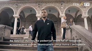 FPA TV EXCLUSIVE: Davide Mariani's first days at PFC Levski Sofia