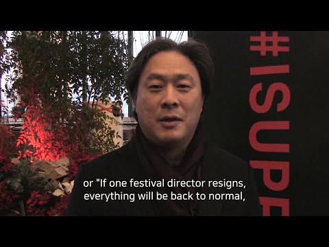 KOREAN FILMMAKERS'' MESSAGE FOR BIFF