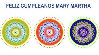MaryMartha   Indian Designs - Happy Birthday