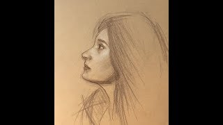 Portrait Drawing Tutorial | The Profile View