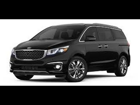 2015 kia sedona test drive review by average guy car reviews youtube. Black Bedroom Furniture Sets. Home Design Ideas
