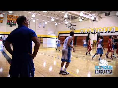 High School Basketball Training and Skills Development with Moore Management & OC Pride