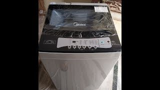 REVIEW of Midea 6.5 kg Fully Automatic Top Load Washing Machine MWMTL065ZOF