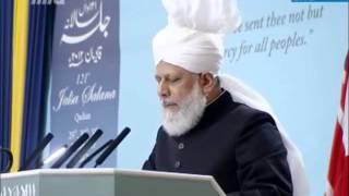 Adress de Huzoor a la Jalsa Salana Qadian - 31-12-2012