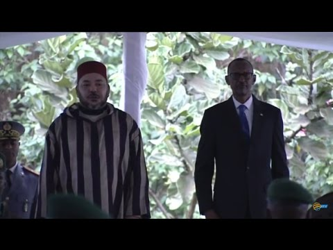 State visit of King Mohamed VI of Morocco -Day 2 | Kigali 19 October 2016