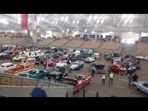 Calsonic Arena In Shelbyville Tennessee Car Show