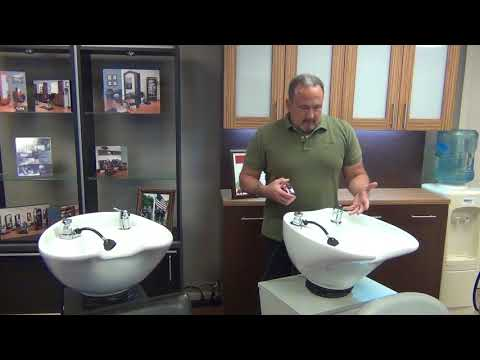 Collins Porcelain Tilting Bowls Overview