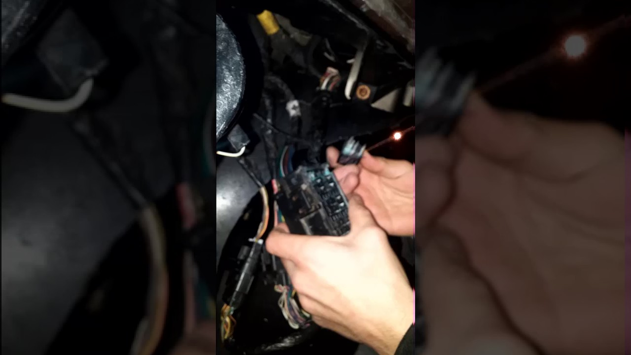 Calibre Thermo Fan Wiring Diagram Labled Of The Lungs How To Fix 2007 2008 Dodge Caliber That Wont Start And Keeps Getting Throtte Codes