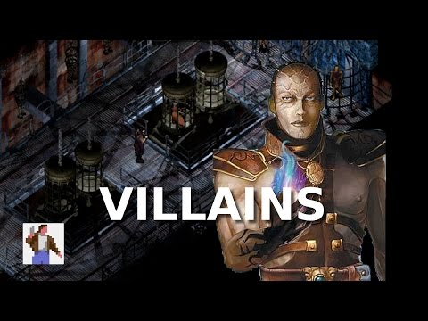 Great villains in RPGs |