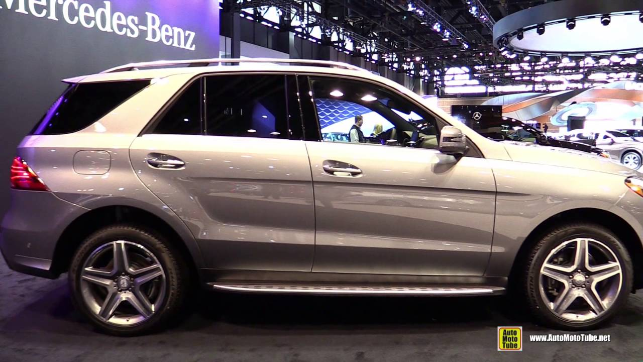 2016 Mercedes Gle350 4matic Exterior And Interior Walkaround Chicago Auto Show