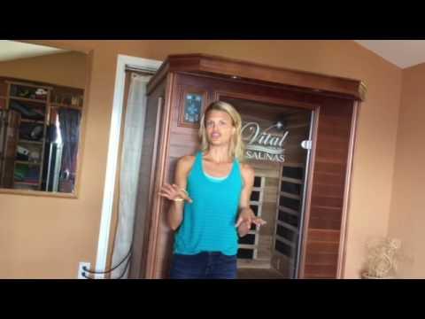 Vital Health Saunas Testimonial  Erin Chenoweth