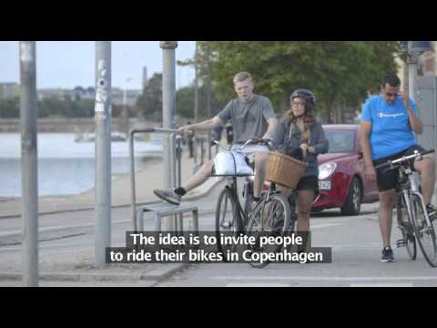 City of Cyclists - Copenhagen