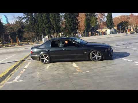 BMW E39 530i Drift