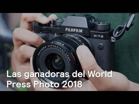 Las fotos ganadoras del World Press Photo 2018 - En Punto con Denise Maerker