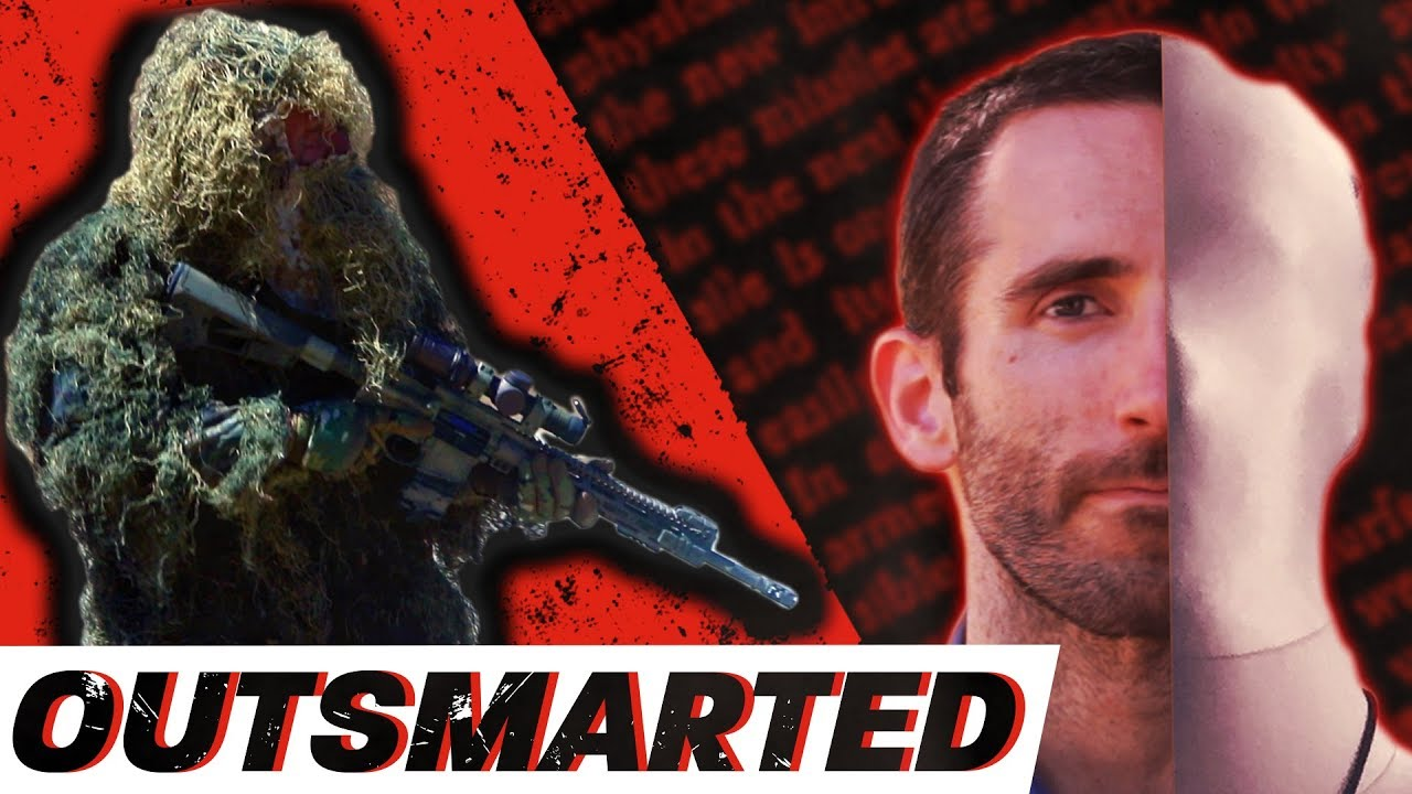 Download I Tried Escaping A Special Operations Sniper