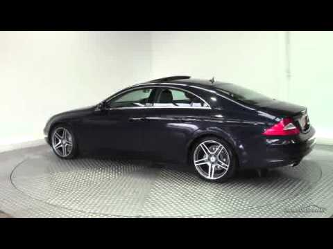 2008 mercedes cls cls350 cgi youtube. Black Bedroom Furniture Sets. Home Design Ideas