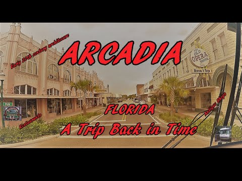 ARCADIA FL | ANTIQUE SHOPPING | A TRIP BACK IN TIME