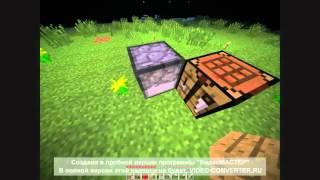 Видео урок Для начинающих  игроков в Minecraft!