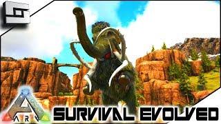 Taming a Mammoth! ARK: Survival Evolved E4 ( Ark Ragnarok Map )