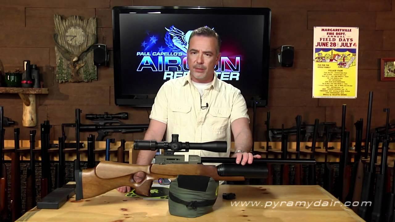 Evanix Conquest Speed Semi Auto Pcp Air Rifle: Evanix Conquest/Speed Semi-auto PCP Air Rifle
