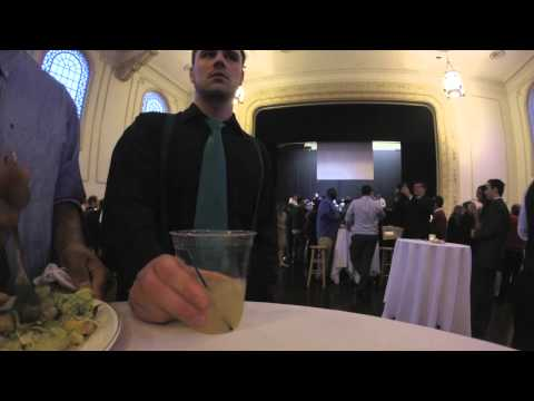 CGI Holiday Party 2014 Time Lapse