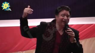 بالفيديو: تفاعل الحضور في حفل نقابة الصحفيين مع النجم إيمان البحر درويش