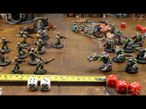 How to play Warhammer 40,000: perfect for beginners