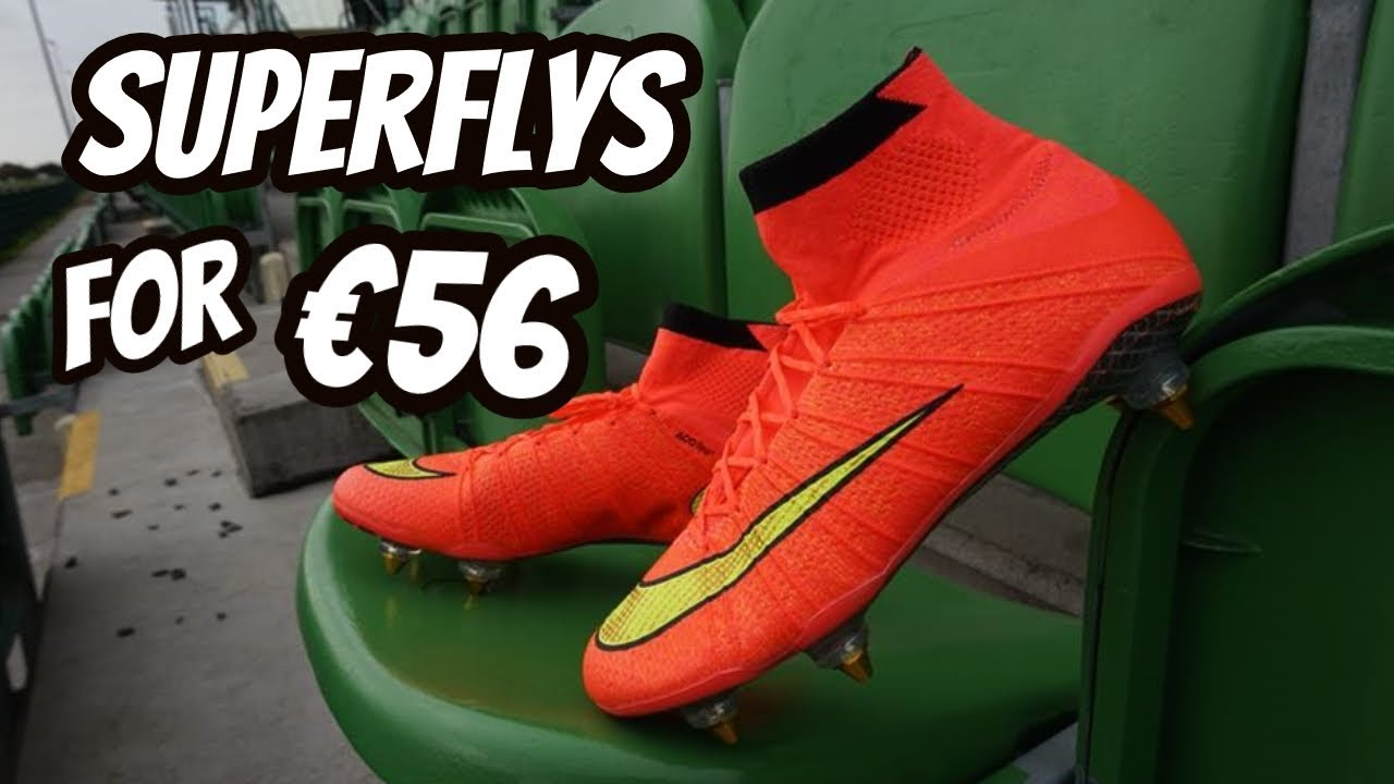 d569bba864fa CHEAP SOCCER CLEATS | SUPERFLY'S FOR €56 - Lovell Soccer Discount Code