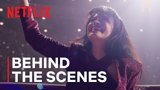 Selena: The Series | Behind the Moment: Shooting the Astrodome Concert | Netflix