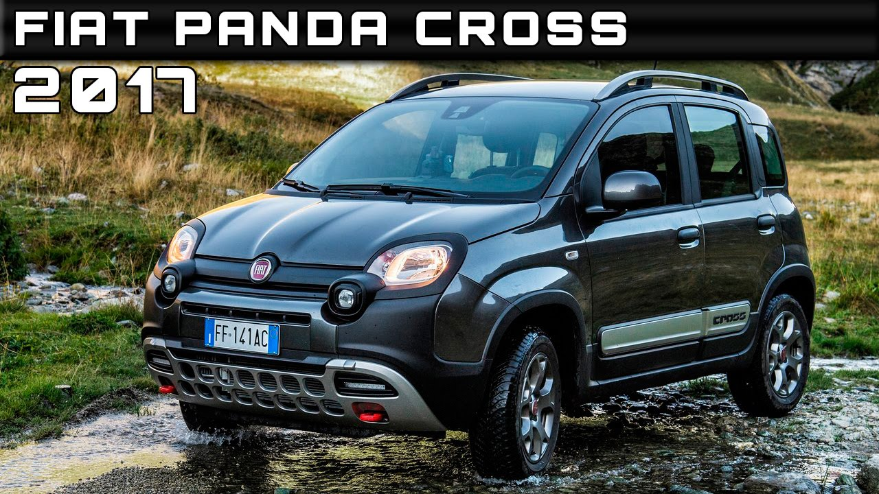 2017 fiat panda cross review rendered price specs release date youtube. Black Bedroom Furniture Sets. Home Design Ideas