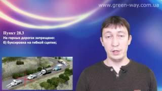 видео Буксировка автомобиля с АКПП и с неработающим двигателем