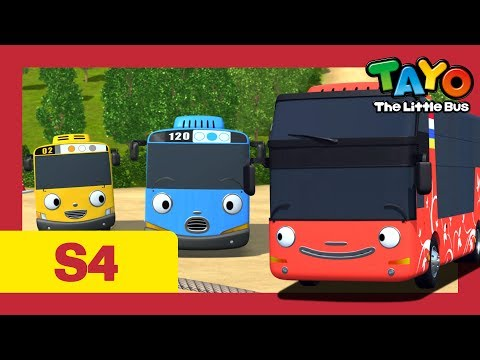 Tayo S4 #21 l Citu's Secret Playground l Tayo the Little Bus l Season 4 Episode 21