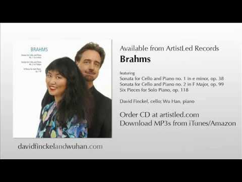 Brahms: Intermezzo in A Major; Wu Han