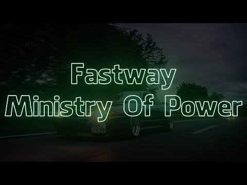 Fastway - Ministry Of Power (Visualizer + Lyrics)