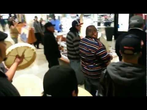 #IdleNoMore Chandler Fashion Mall